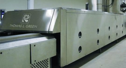 RBS presenta la zona de horno Emithermic para el horneado más eficiente de galletas y galletitas