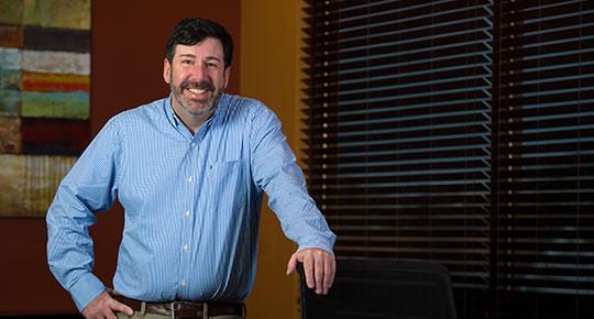 Shane Hanlon a été promu au poste de directeur des services des projets chez RBS