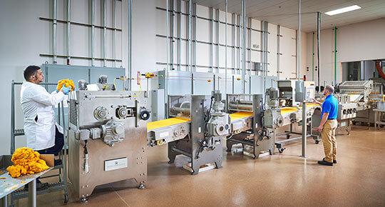 Reading Bakery Systems объявляет об испытаниях нового виртуального инновационного центра