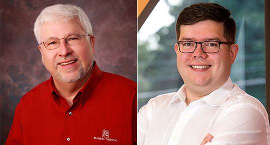 Reading热能的领导层变动:Richard Starke荣休,Andrew Rosenthal的晋升