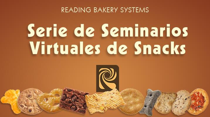 RBS Presenta Su Serie de Seminarios Virtuales de Snacks