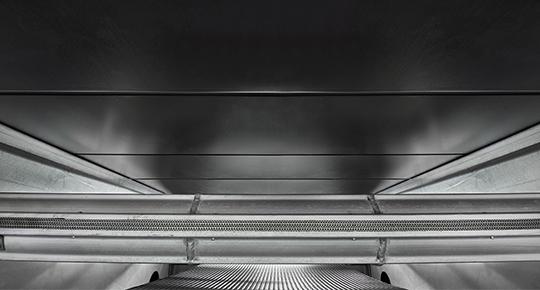 Le plafond à rayonnement élevé Thermatec par RBS pour les fours Prism de Thomas L. Green